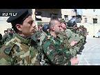 اليمن اليوم- شاهد تخريج دفعة عسكريين للتنقيب عن الألغام في حلب