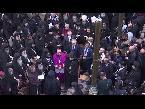 اليمن اليوم- شاهد إعادة فتح قبر المسيح في القدس