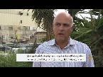 اليمن اليوم- شاهد فيديو يوثّق اعتداء جندي إسرائيلي بالضرب على مسن فلسطيني