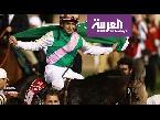 اليمن اليوم- شاهد المهر أروجيت يُحرز لقب كأس دبي الأغلى في العالم