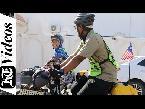 اليمن اليوم- رحلة رومانسية من ماليزيا إلى مكة على دراجة
