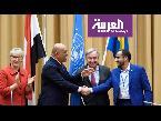 شاهد تبادل 1420 أسير بين الشرعية وميليشيات الحوثي