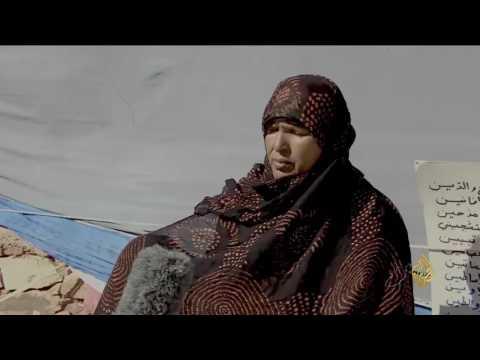 اليمن اليوم- شاهد جولة داخل إحدى مكتبات وادان التاريخية في موريتانيا