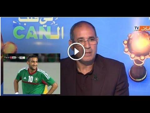 اليمن اليوم- شاهد بادو الزاكي يؤكد أنه ساعد حكيم زياش للانضمام إلى منتخب المغرب