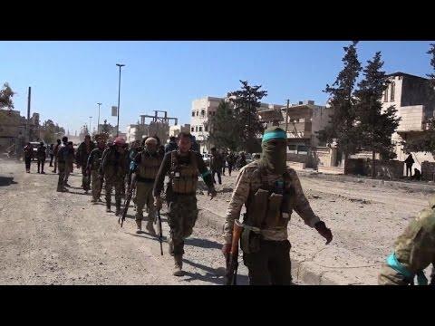 اليمن اليوم- شاهد القوات التركية والفصائل السورية تواصل تقدمها في الباب