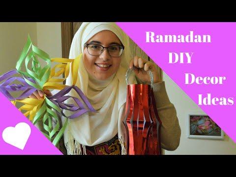 اليمن اليوم- شاهد أفكار رائعة لتزيين منزلك بالفوانيس الجميلة قبل رمضان