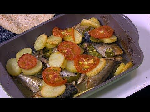 اليمن اليوم- شاهد طريقة إعداد صينية سمك