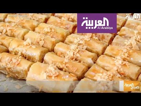 اليمن اليوم- بالفيديو تعرف على أبرز حلوى رمضان