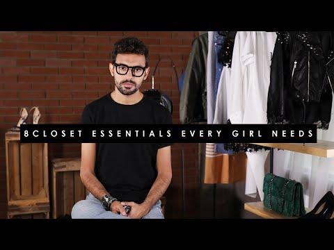 اليمن اليوم- بالفيديو قطع أساسية يجب أن تكون في خزانة كل فتاة