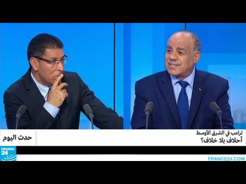 اليمن اليوم- شاهد ترامب في جولة في الشرق الأوسط