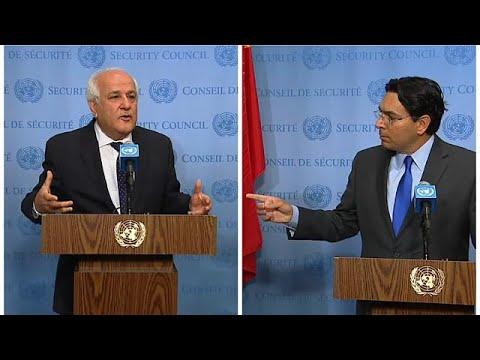اليمن اليوم- شاهد دعوات لاحتواء الأزمة بين الفلسطينيين وإسرائيل