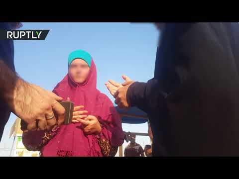 اليمن اليوم- شاهد  الكشف عن صور جديدة لنزلاء مخيّم سري في العراق