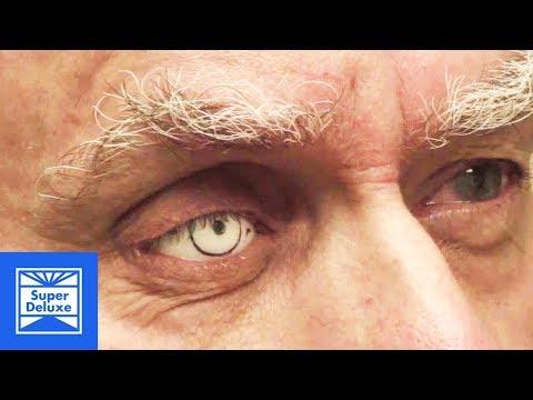 اليمن اليوم- شاهد خطوات صناعة العيون الاصطناعية تثير إعجاب روَّاد الإنترنت