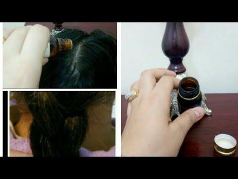 اليمن اليوم- بالفيديو دلكي فروة رأسك بهذا الزيت ولن تصدقي كثافة شعرك