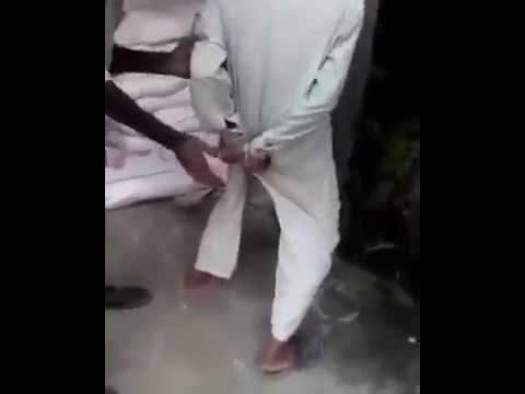 اليمن اليوم- شاهد ماذا فعل رجل دخل فأر في بنطلونه
