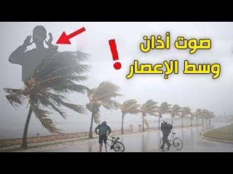 اليمن اليوم- شاهد 5 أحداث غريبة التقطتها الكاميرات أثناء حدوث إعصار إيرما
