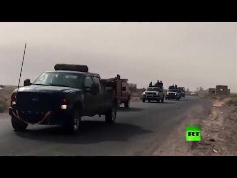 اليمن اليوم- شاهد الجيش العراقي يستكمل الصفحة الأولى من عملية تحرير الحويجة