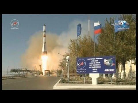 اليمن اليوم- مركبة فضاء روسية في مهمة إمداد للمحطة الدولية