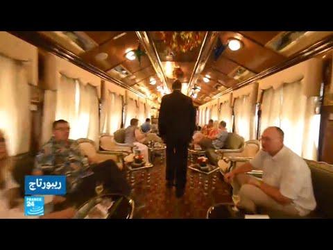 اليمن اليوم- شاهد قطار المهراجا الفاخر يفتح أبوابه أمام السائحين في راغستان