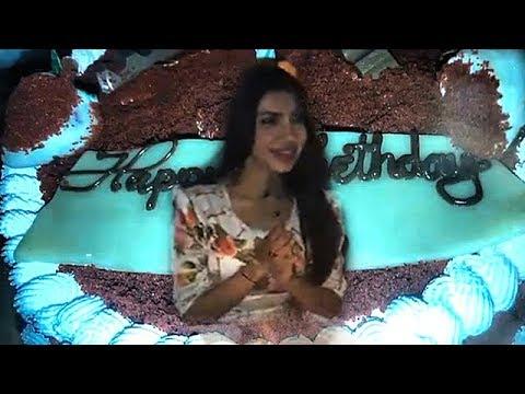 اليمن اليوم- شاهد عيد ميلاد الممثلة فاطمة عبدالرحيم