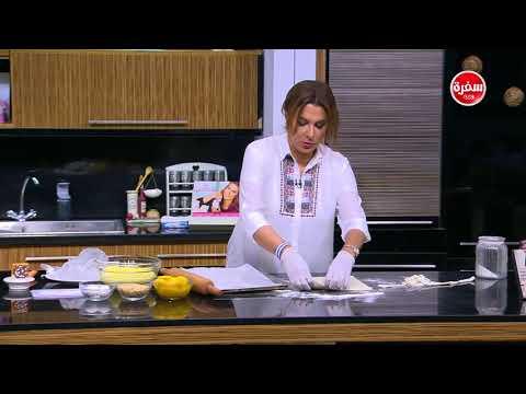 اليمن اليوم- شاهد طريقة إعداد ومقادير فطائر خوخ ميني