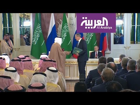 شاهد توريد منظومة إس400 خطوات لاتفاقات السعودية وروسيا