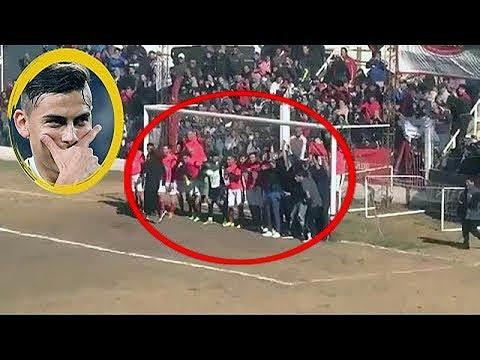 شاهد أغرب الضربات الحرة المجنونة في كرة القدم