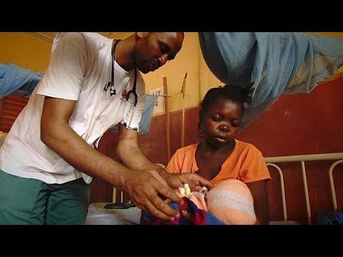 شاهد أفريقيا الوسطى تتلقى مساعدات إنسانية من الاتحاد الأوروبي