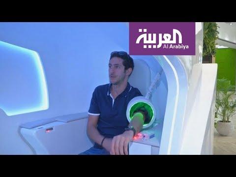 شاهد سكان دبي يجرون فحوصًا طبية في المولات