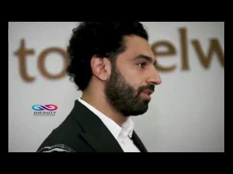 شاهد  استعدادات محمد صلاح لحضور حفل اختيار أفضل لاعب فى إنجلترا