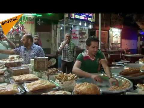شاهد أول رمضان آمن في دمشق منذ 7 أعوام