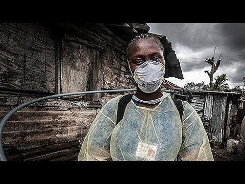 شاهد  أهم المشاكل التي تواجه مصابي وباء  إيبولا