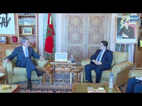 بارلاسور يُؤكّد على أهمية التعاون الاقتصادي بين المملكة والمجموعة
