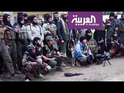 شاهد داعش يُفرج عن 6 من أصل 27 رهينة من السويداء
