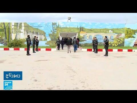 شاهد  عروض سينمائية داخل السجون في تونس