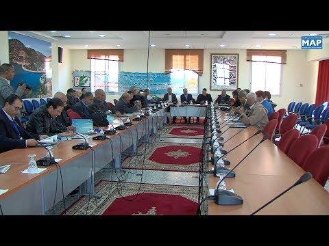 شاهد ندوة  بشأن دور المراسل الصحفي في التنمية الجهوية