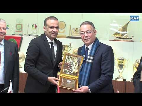 شاهد انتخاب جمال الجعفري رئيسًا جديدًا للاتحاد