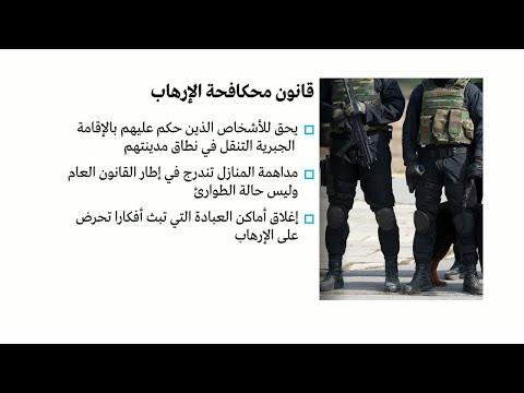 شاهد قانون مكافحة الإرهاب الذي أقره الرئيس إيمانويل ماكرون بديلًا عن الطوارئ
