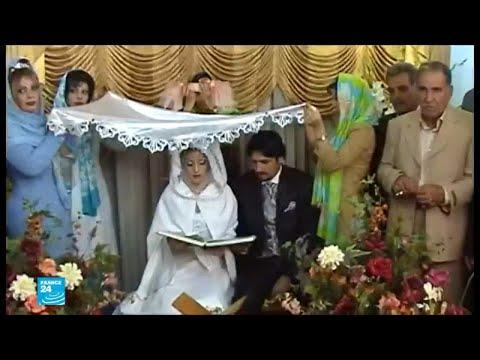 شاهد  إيران ترفع القروض المخصصة للزواج