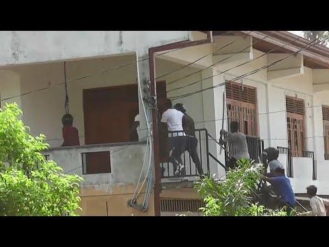بالفيديو هجوم على منازل ومساجد وممتلكات مسلمين في سريلانكا