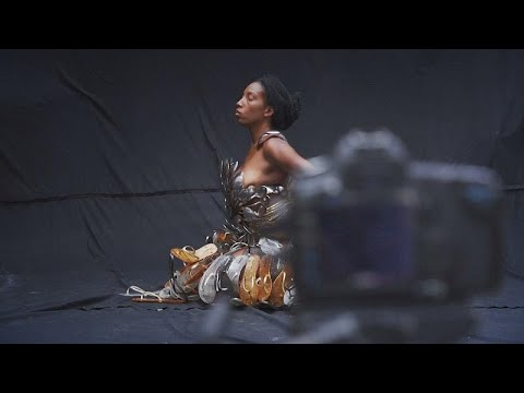 شاهد لواندا مدينة للفن الأفريقي المعاصر في القارة السمراء