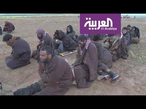 شاهد مصير مجهول ينتظر معتقلي داعش في سورية
