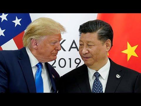 ترامب يحثّ الرئيس الصيني على لقاء المحتجين في هونغ كونغ