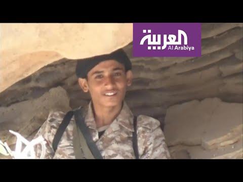 شاهد لقطات تثبت تورط جماعة الحوثي بتجنيد الأطفال في القتال