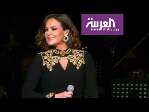 شاهد الفنانة اللبنانية كارول سماحة تؤكد أن المرأة السعودية صبورة جدًا