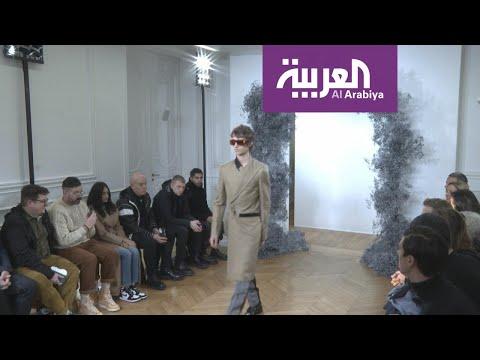 عرض أزياء جيفنشي الرجالي لخريف وشتاء 2020  2021