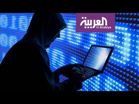 شاهد هجوم إلكتروني يقطع الإنترنت عن إيران