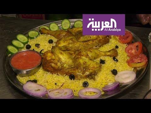 شاهد المطاعم العربية تنتشر في شوارع إسلام أباد