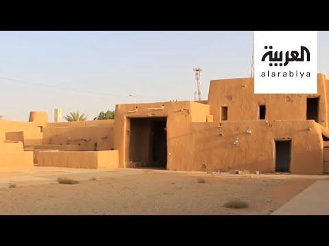 شاهد شاهد قصر الملك عبدالعزيز التاريخي في لينة بشمال السعودية