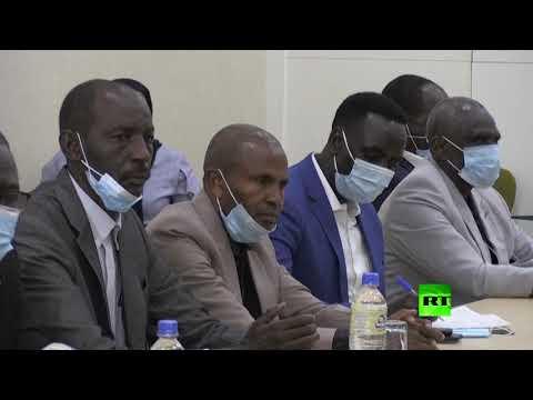 شاهد انطلاق المرحلة الأخيرة من محادثات السلام السودانية في جوبا